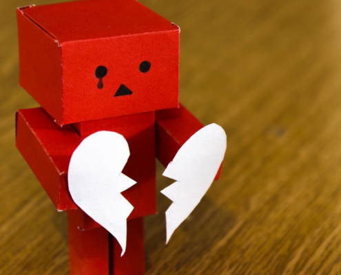 infelicità e insoddisfazione
